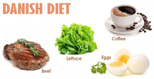 Dieta daneză – 20 de kilograme în 2 săptămâni